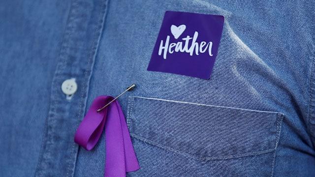 Heather Heyer memorial: Charlottesville victim remembered