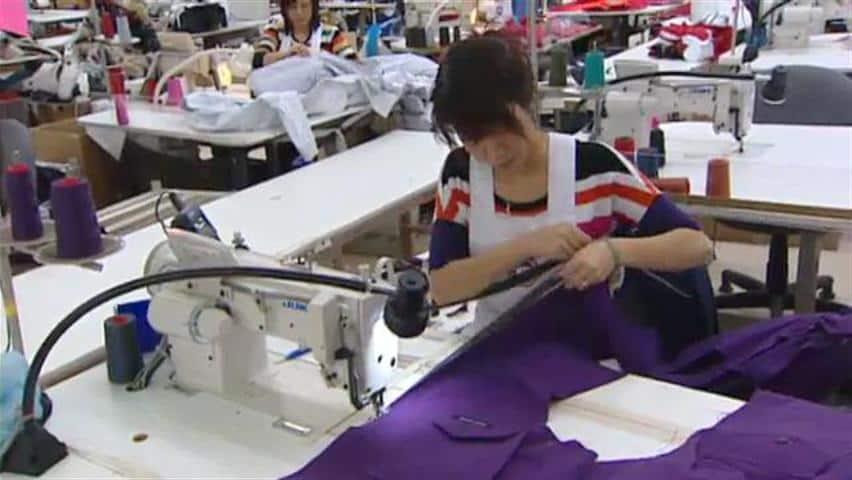 canada goose factory jobs