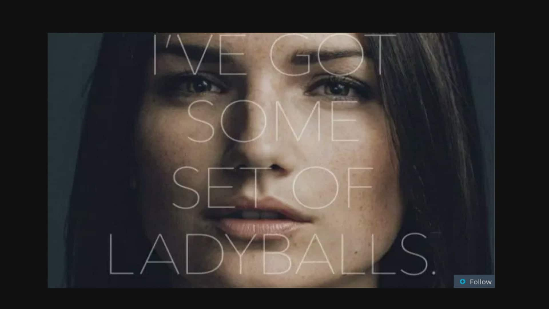 Ovarian Cancer Canada S Ladyballs Ad Offends Some Starts Conversations Cbc News