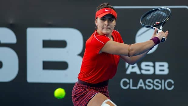 Canadian Teen Bianca Andreescu Reaches Final At Asb Classic Cbc Sports