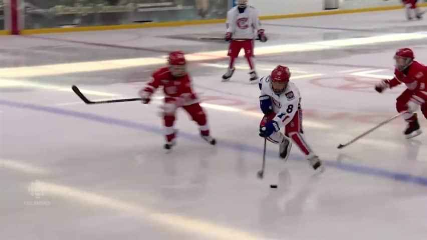 Edmonton S Brick Invitational Showcases Top 10 Year Old Hockey