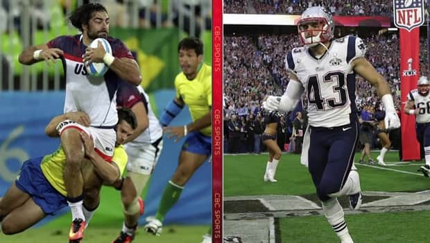 sports shoes c7fc7 d4d73 Nate Ebner: From Olympic Rugby 7s to the Super Bowl