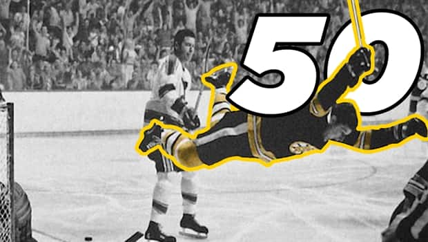 Superman on skates: The aura of Bobby Orr | CBC Sports