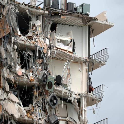 99 people still unaccounted for after partial building collapse near Miami   CBC News