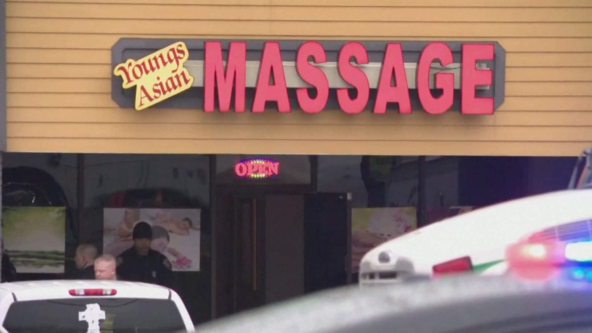 Suspect in Atlanta-area massage parlor shootings may have