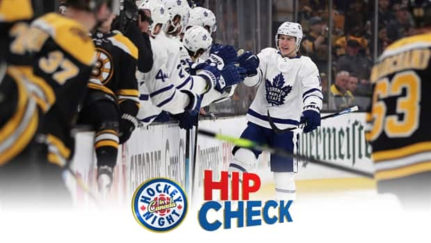 new product 6760c 60423 Hip Check: Patience, poise and a historic Mitch Marner penalty shot