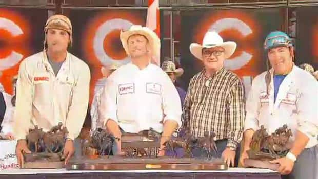 Chuckwagon Quot Dash For Cash Quot Final Cbc Player