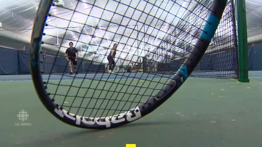 meilleures baskets d2aca 02df2 UNB tennis team excels in recent years