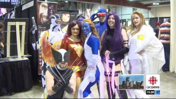 Edmonton expo geek speed dating