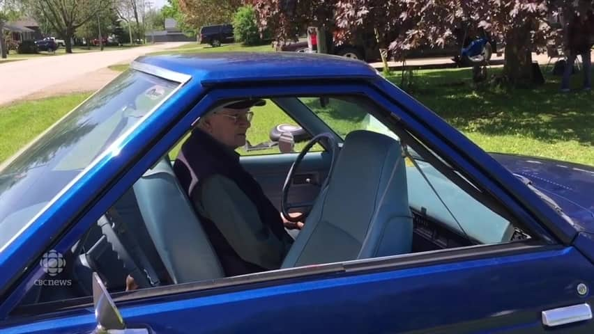 See the car that drives two directions - CBC Player