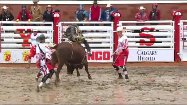 Cbc Player Calgary Stampede Rodeo Day 5