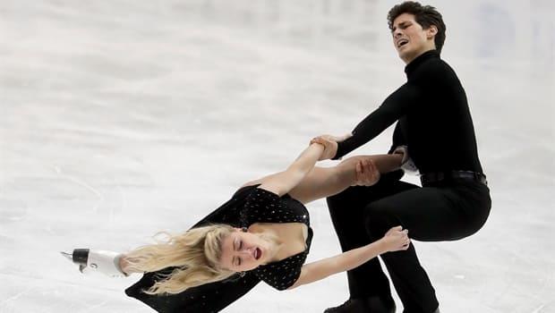 oops Figure skating sports