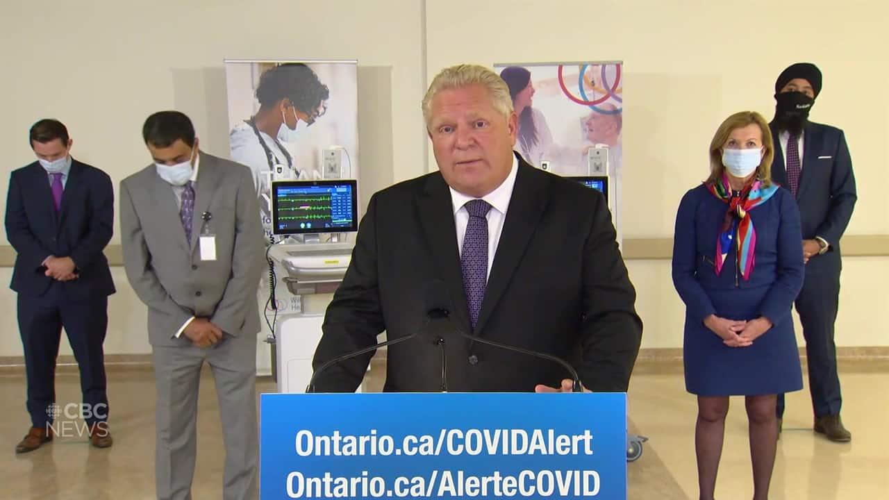 Ontario MPP ignored restaurant COVID-19 rules, Proprietor Claims thumbnail