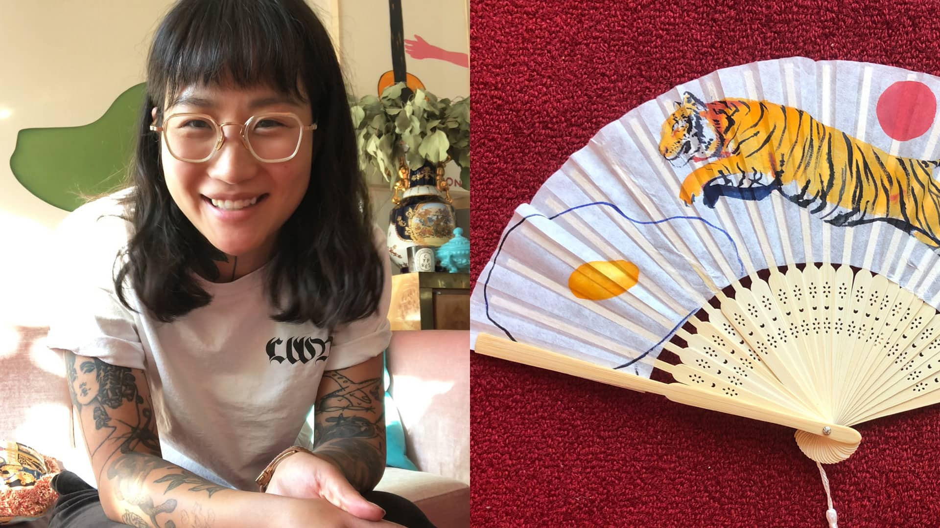 A Tattoo Artist S Quarantine Story Everyone Wanted Toilet Paper But Liz Kim Wanted Eggs