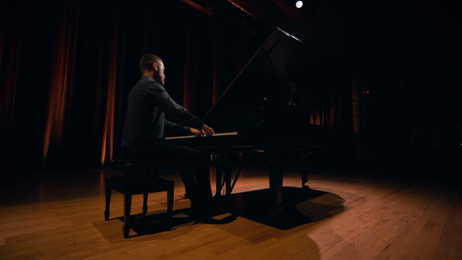 Bryn Blackwood | Alexander Scriabin: Prelude in B Flat Major, Op  11, No  21