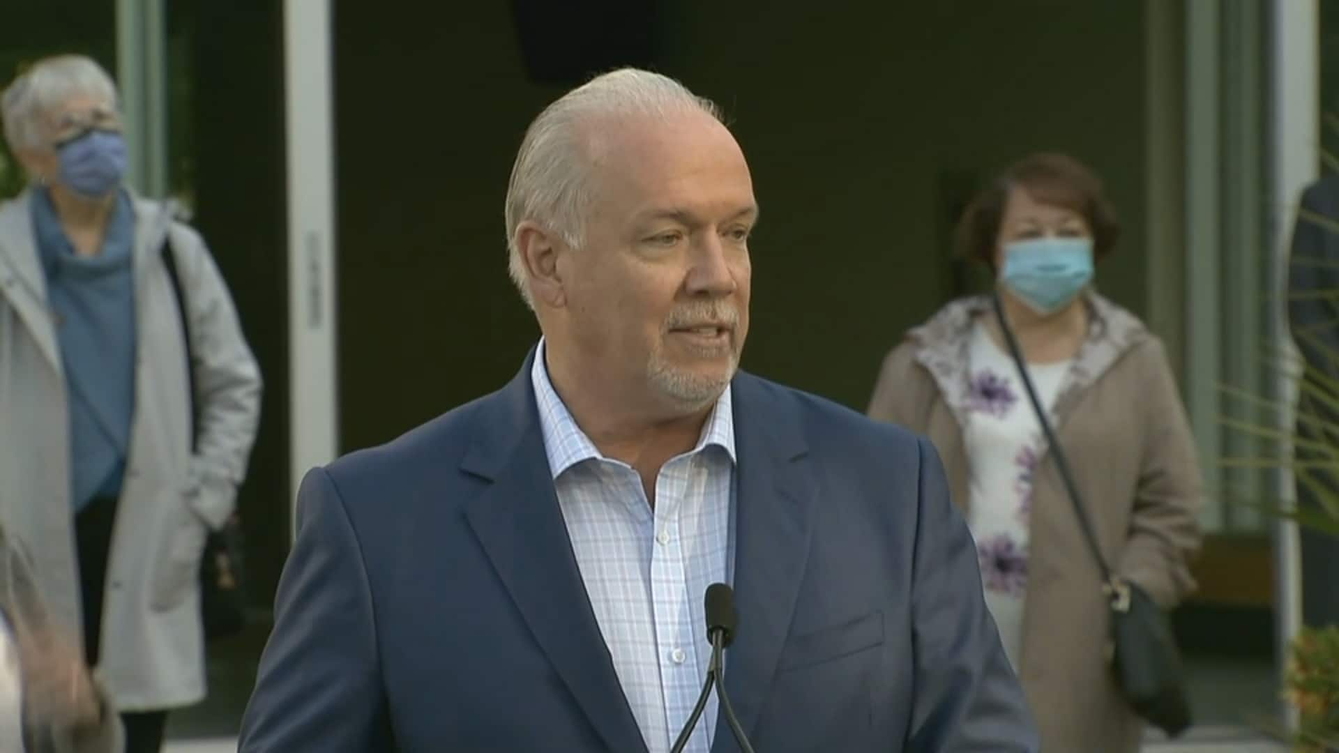 B.C. leaders' Replies on white Liberty prompt concerns Regarding their grasp of racism issues thumbnail