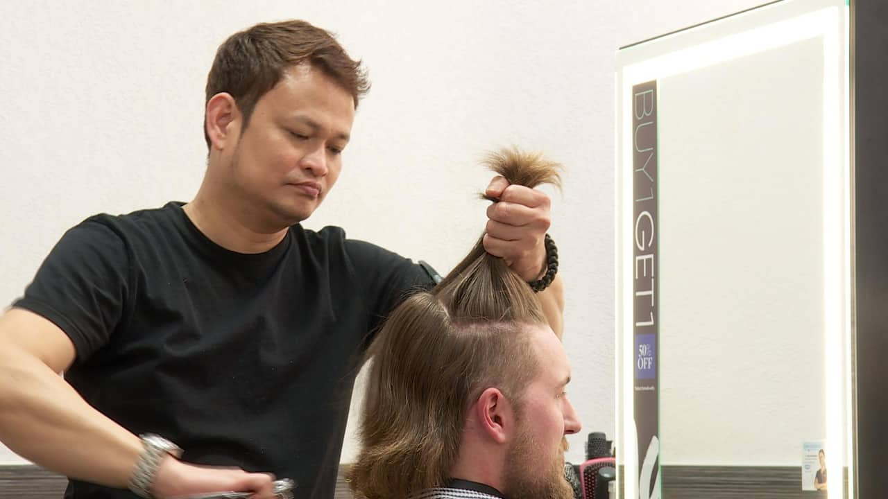 Fort Mcmurray Men Wear Mullets To Raise Awareness About Mental