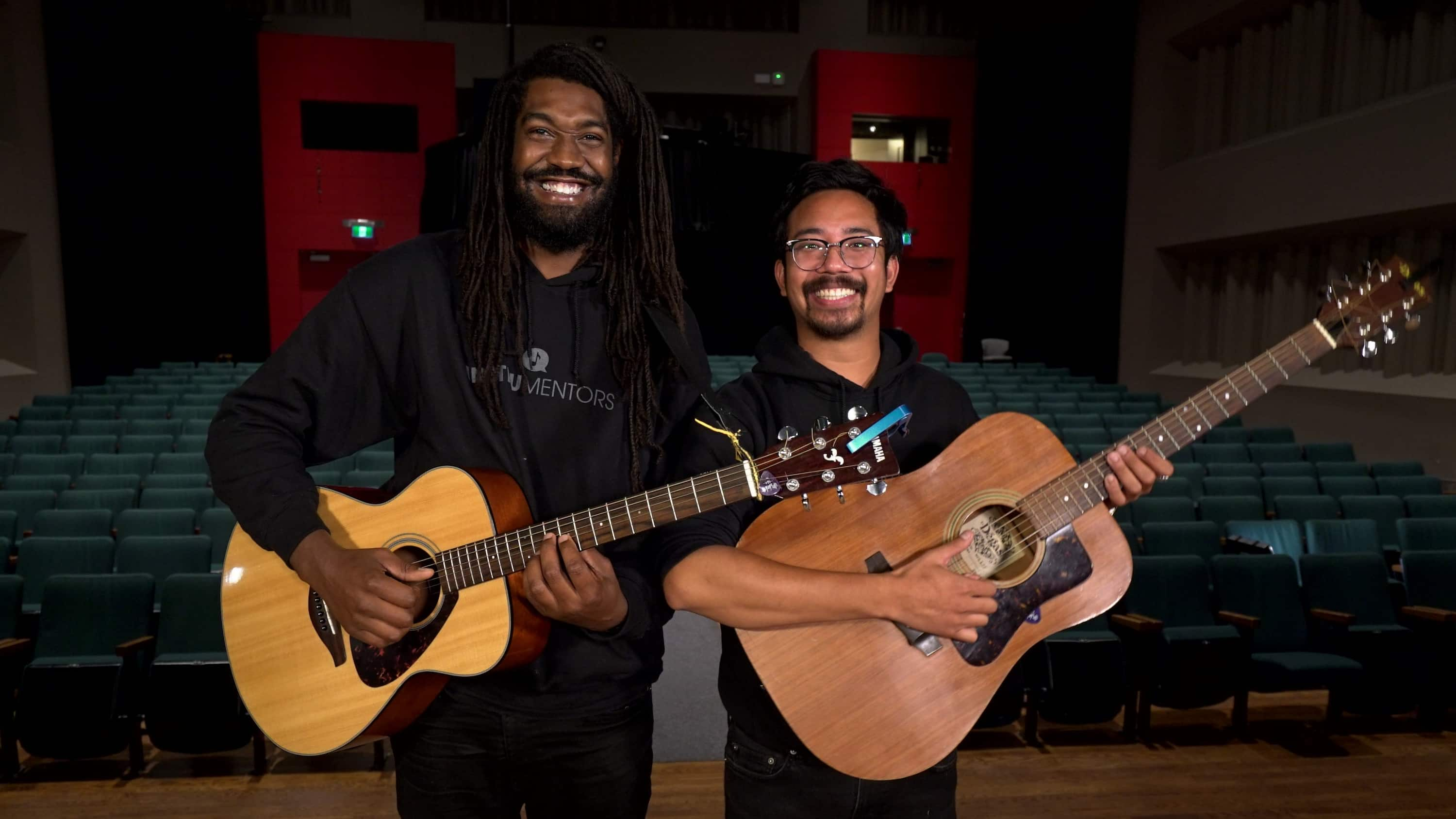 'Instrumentors' empower youth through music and mentorship