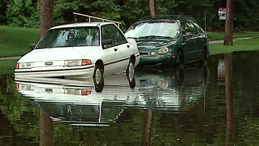 The legacy of the 2012 Mill Woods flood