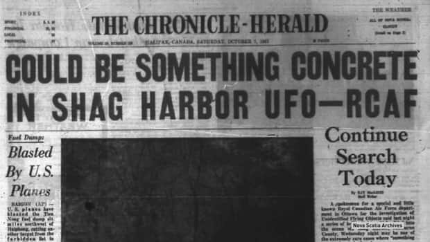 The history of the Shag Harbour UFO incident | CBC.ca