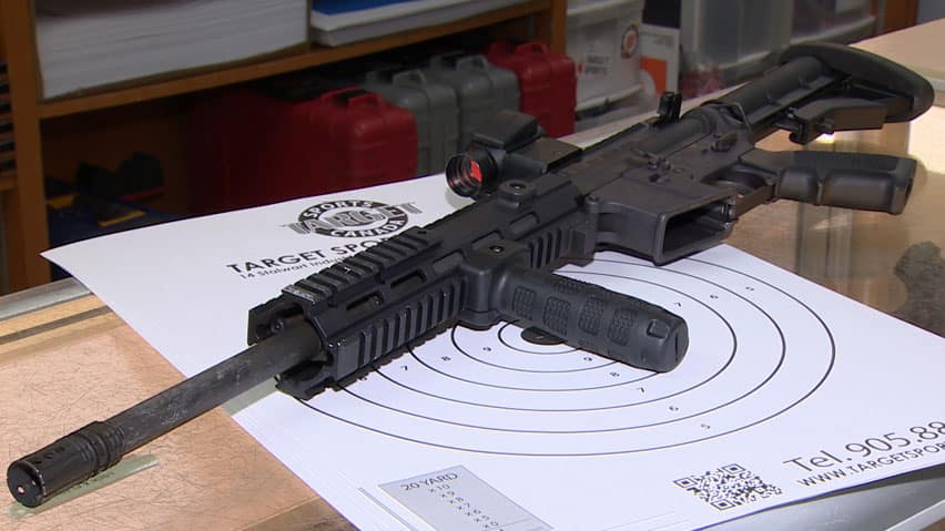 Weapons expert on Toronto's new police guns