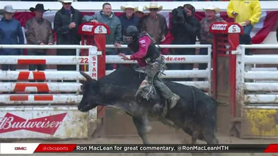 Calgary Stampede Rodeo Day 5 Cbc Player