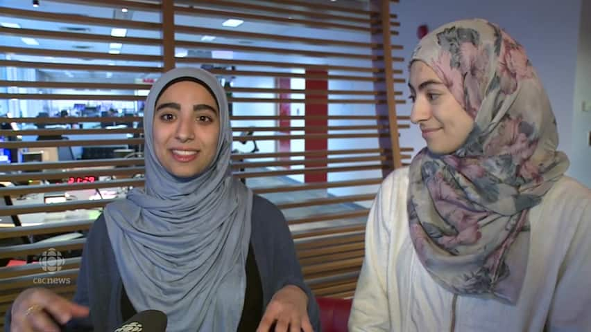 8555732c44f Windsor hospital invites people to try on the hijab for World Hijab ...