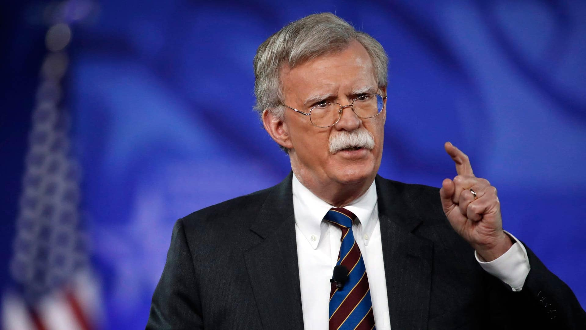 Image result for John Bolton at G-7 Summit In Canada