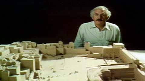 Digital Archives - Moshe Safdie on rebuilding Jerusalem