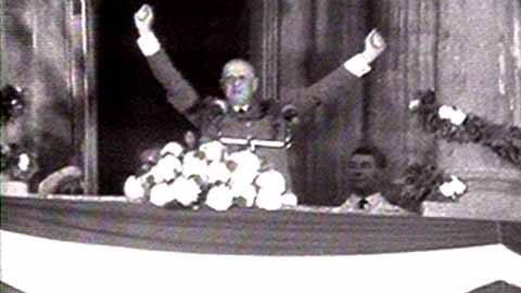 482a643d0cc Charles de Gaulle s infamous  Vive le Québec libre  speech feted